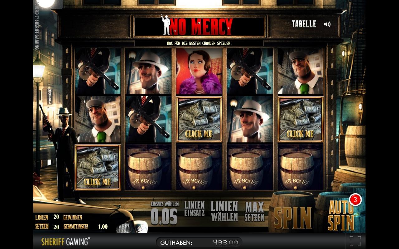 Merkur No Mercy