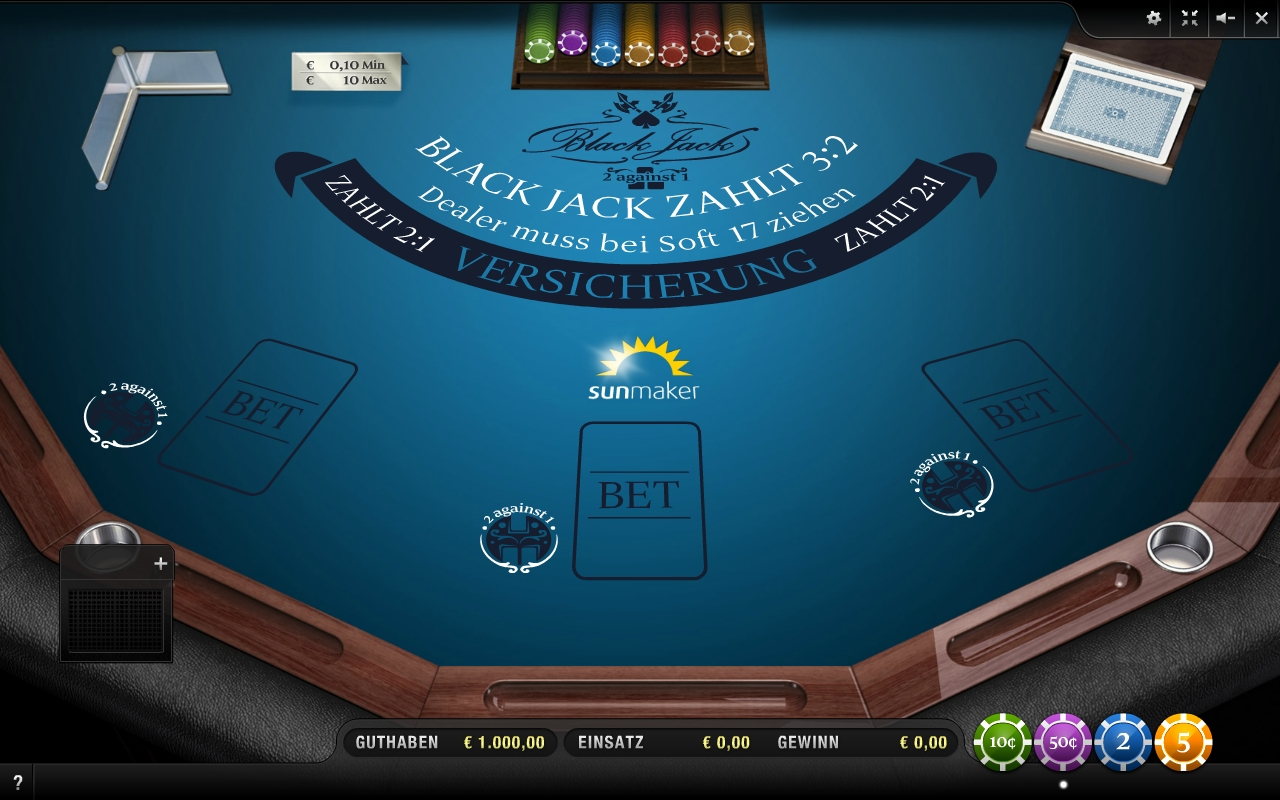 Merkur Black Jack Surrender 2:1